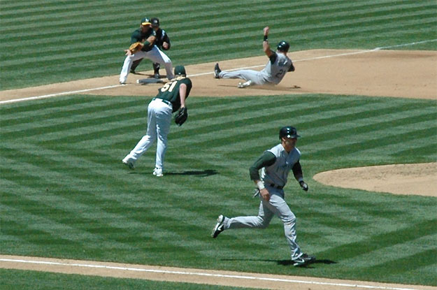 Baserunning, part 1