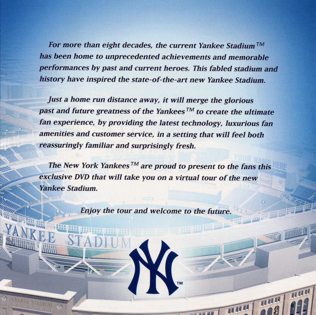 Yankees Virtual Tour