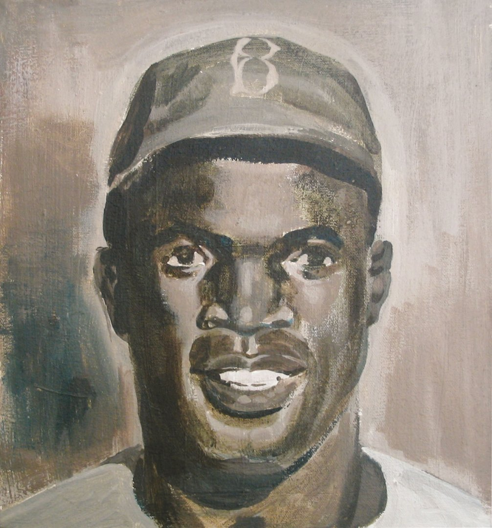 a biography and life work of jack roosevelt robinson an american baseball player Jack roosevelt jackie robinson was an american baseball player who became the first african american to play in major league baseball in the modern era robinson broke the baseball color line .