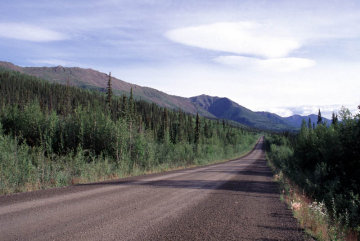 Dempster (Highway in the the Yukon Territory)