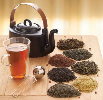 Teas, Geren + Teas, Guarantees